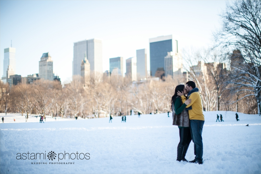 NYC Engagement Anabelle and Cheo 002